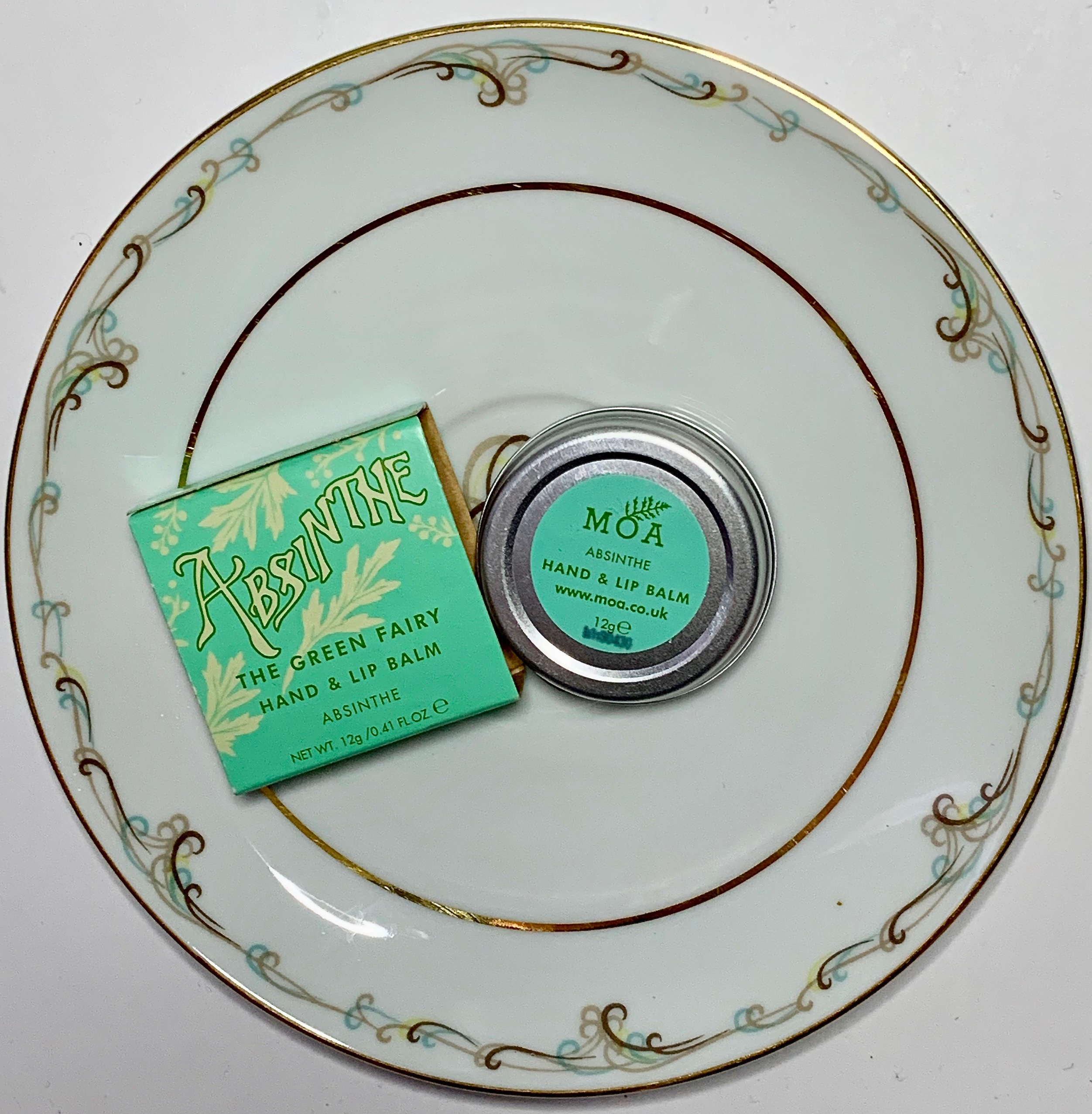 MOA Absinthe The Green Fairy Hand & Lip Balm