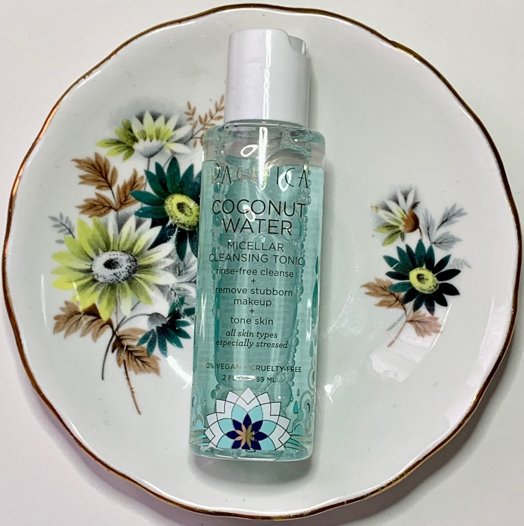 Pacifica Coconut Water Micellar Cleansing Tonic