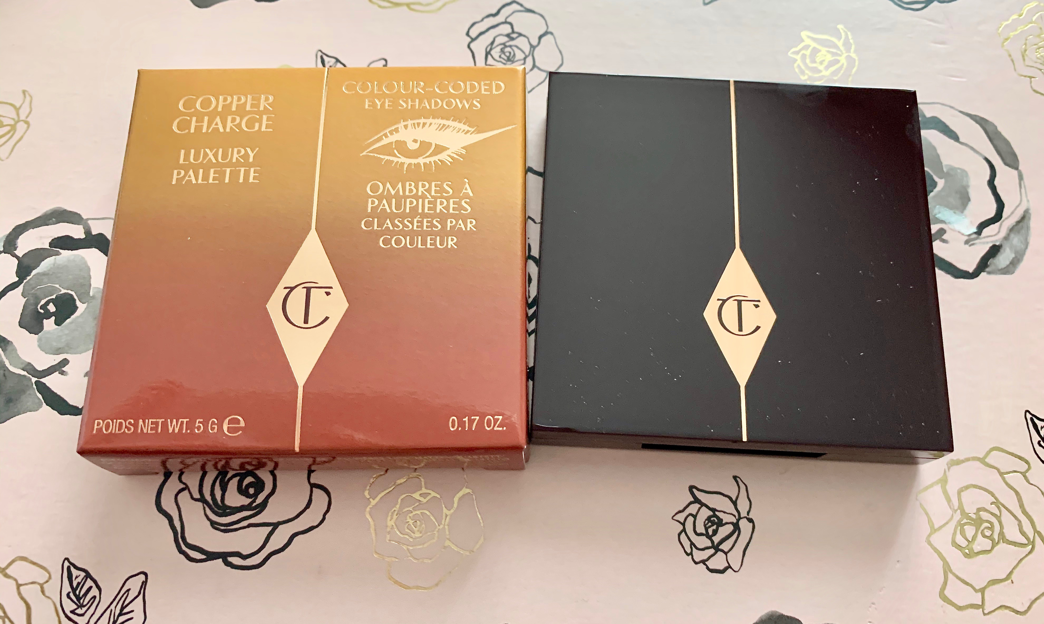 Charlotte Tilbury Copper Charge 2
