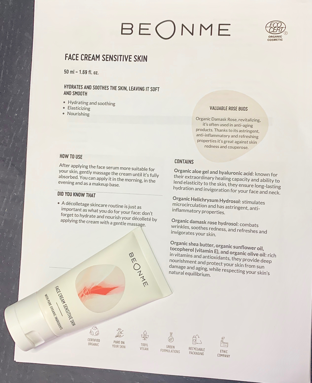 BeOnMe Face Cream 5