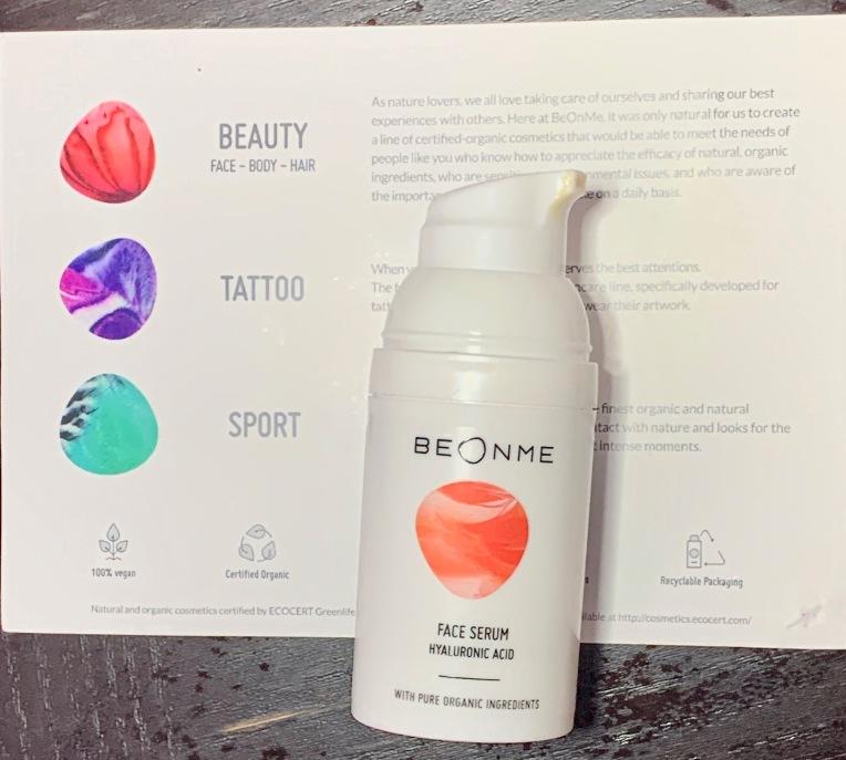 BeOnMe Face Serum 3