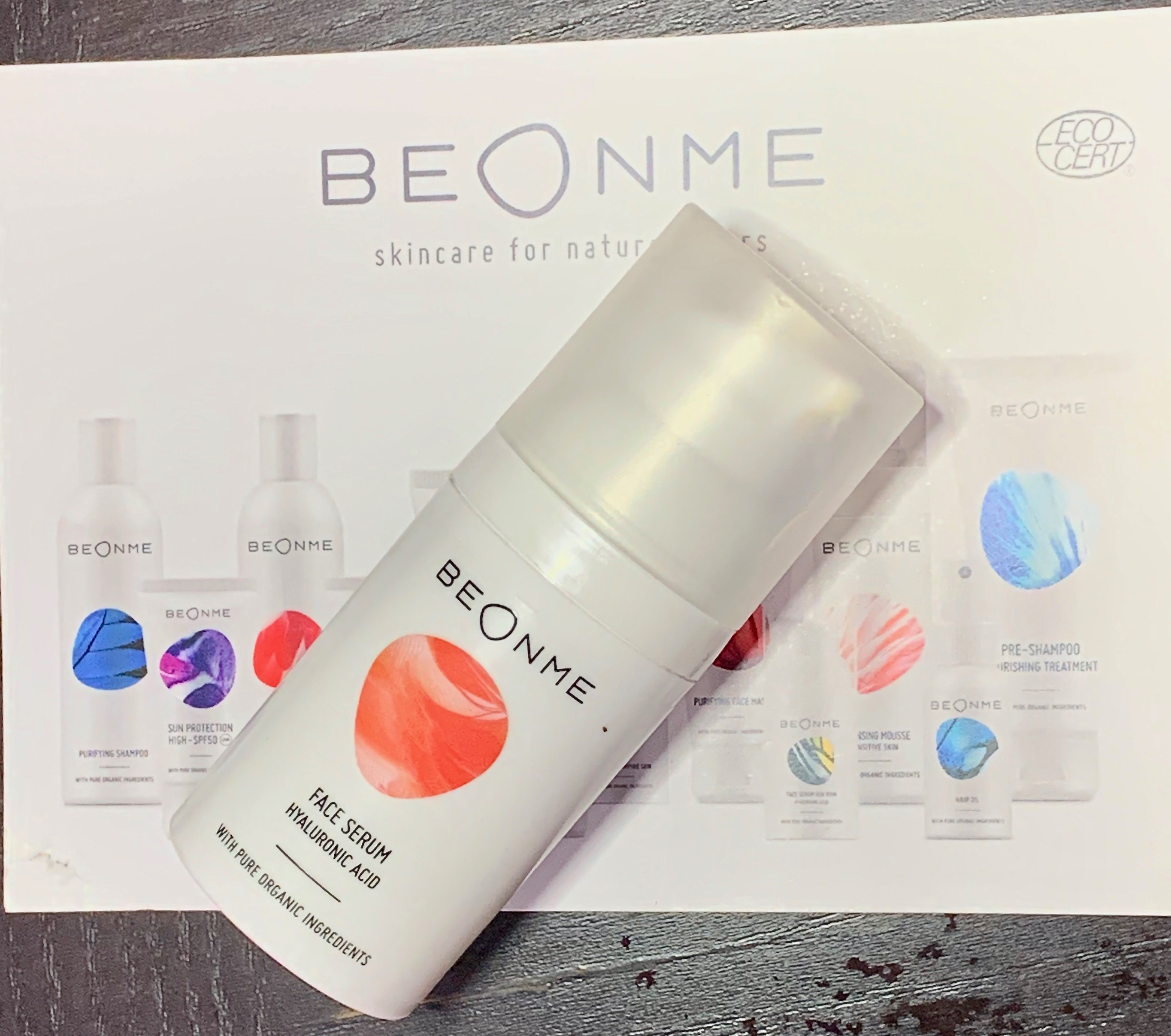 BeOnMe Face Serum 4
