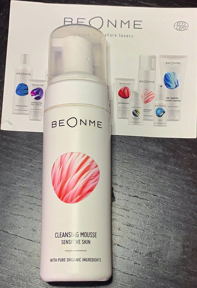 BeOnMe Cleansing Mousse