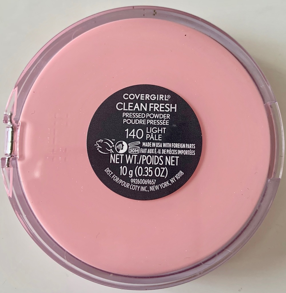 Covergirl Clean Fresh Pressed Powder