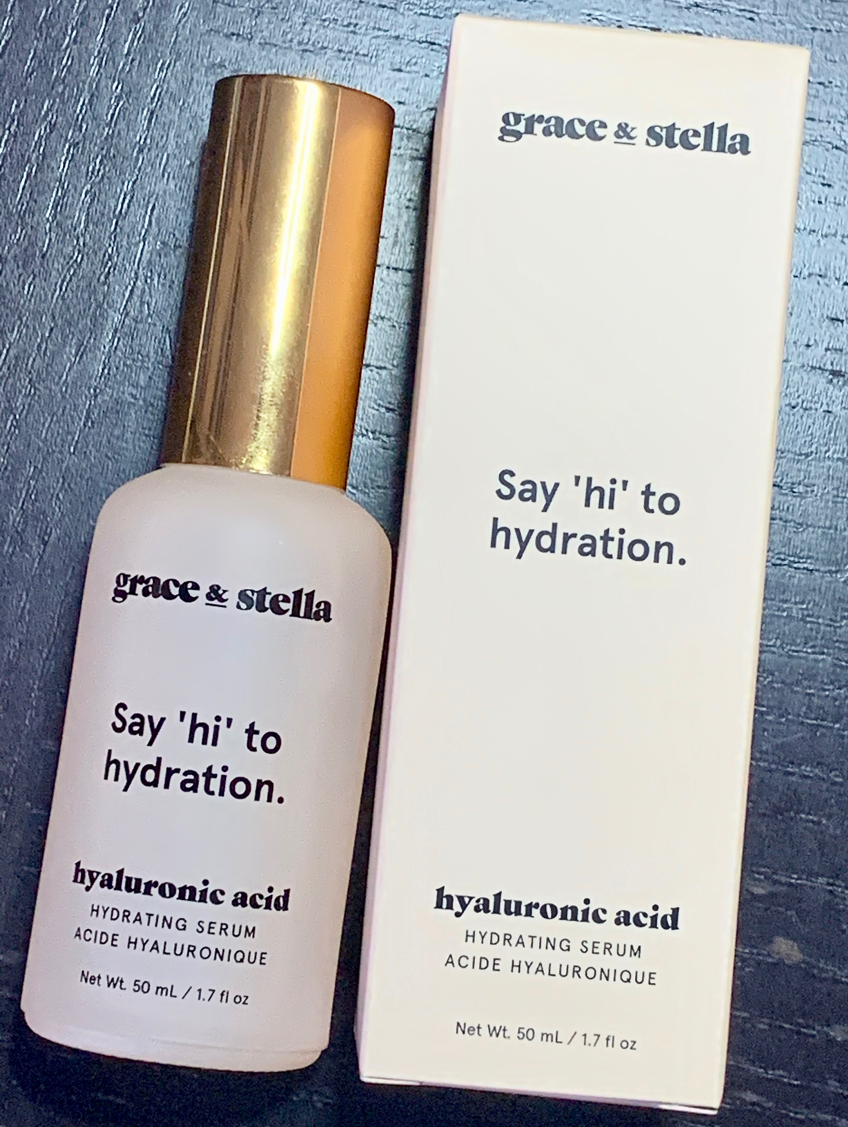 grace & stella hyaluronic acid serum
