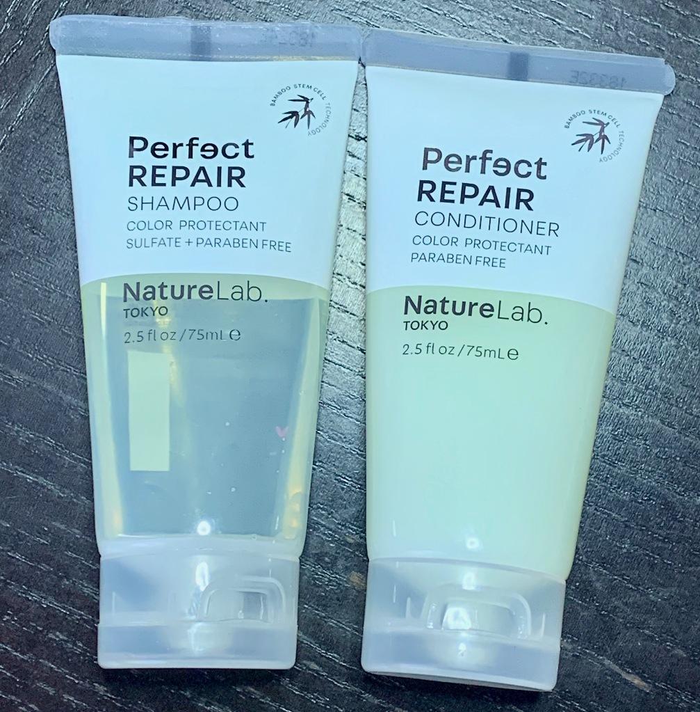 NatureLab Tokyo Perfect Repair Shampoo & Conditioner