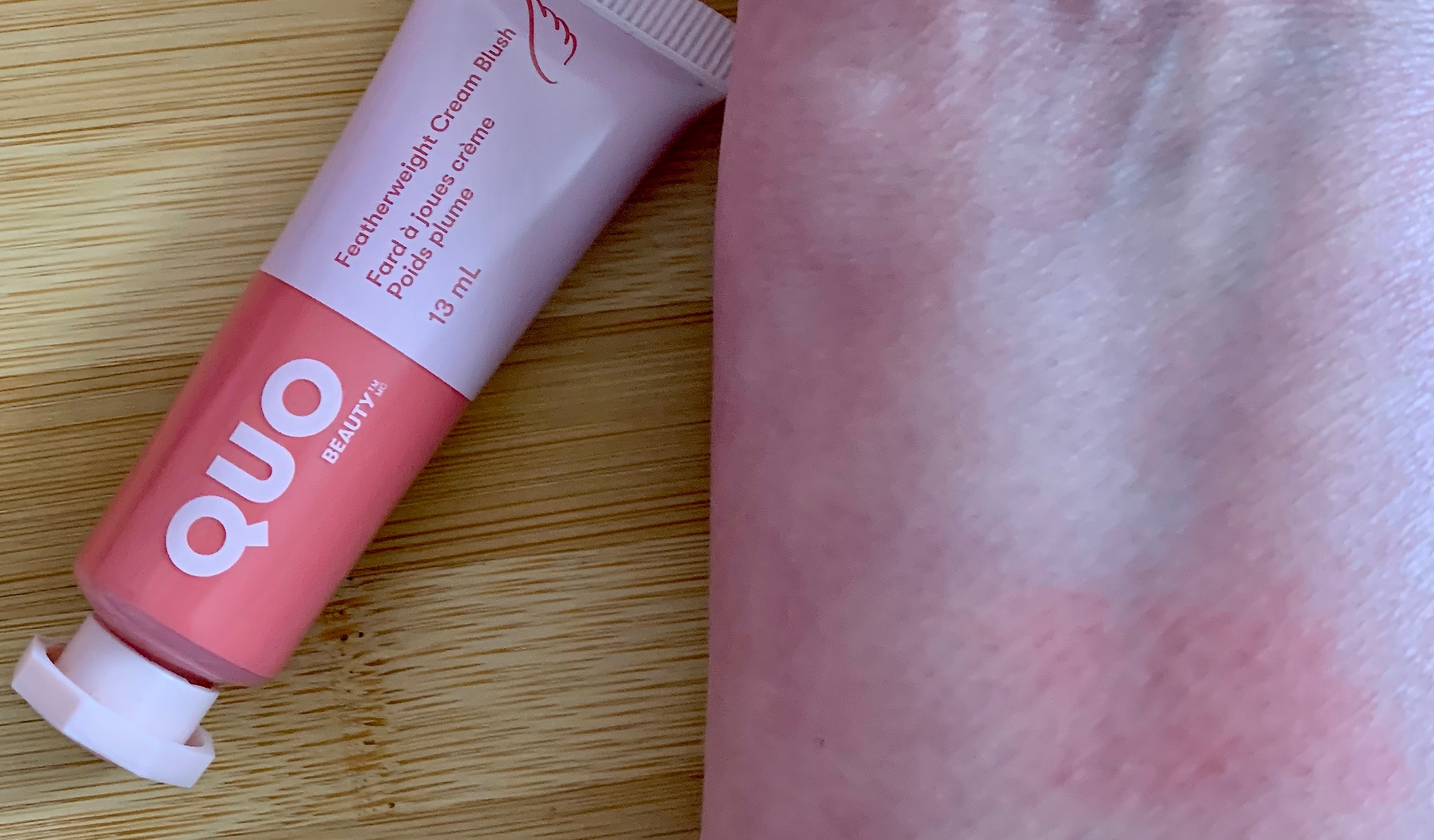 Quo Beauty Featherweight Cream Blush