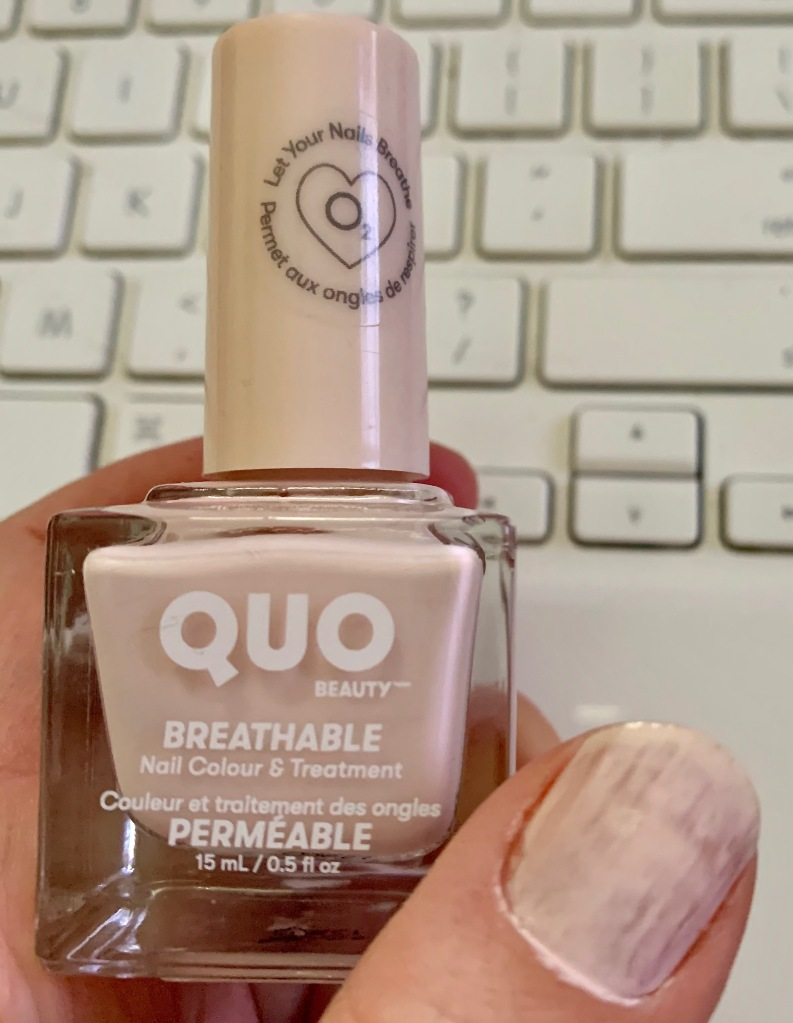 Quo Breathable Nail Colour & Treatment Tutu