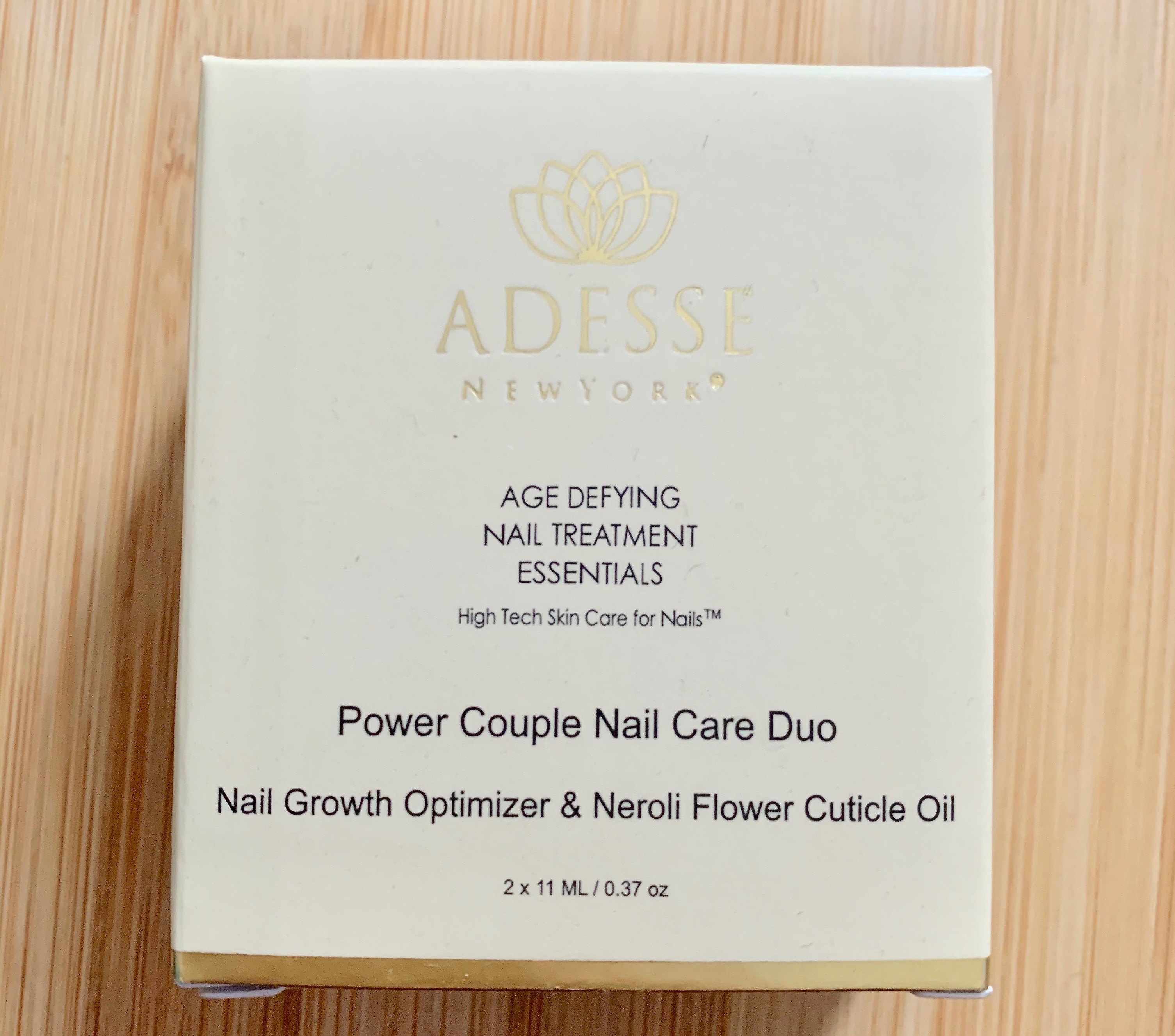 Adesse Power Couple Nail Care Duo