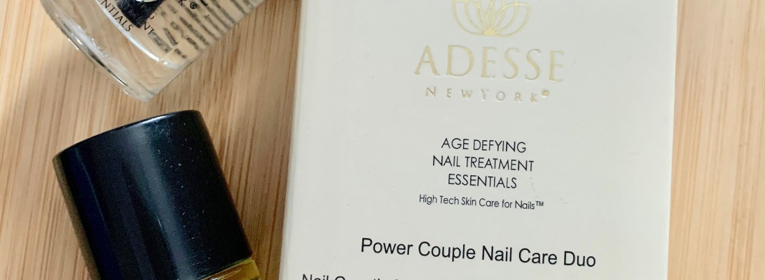 Adesse New York Power Couple Nail Care Duo