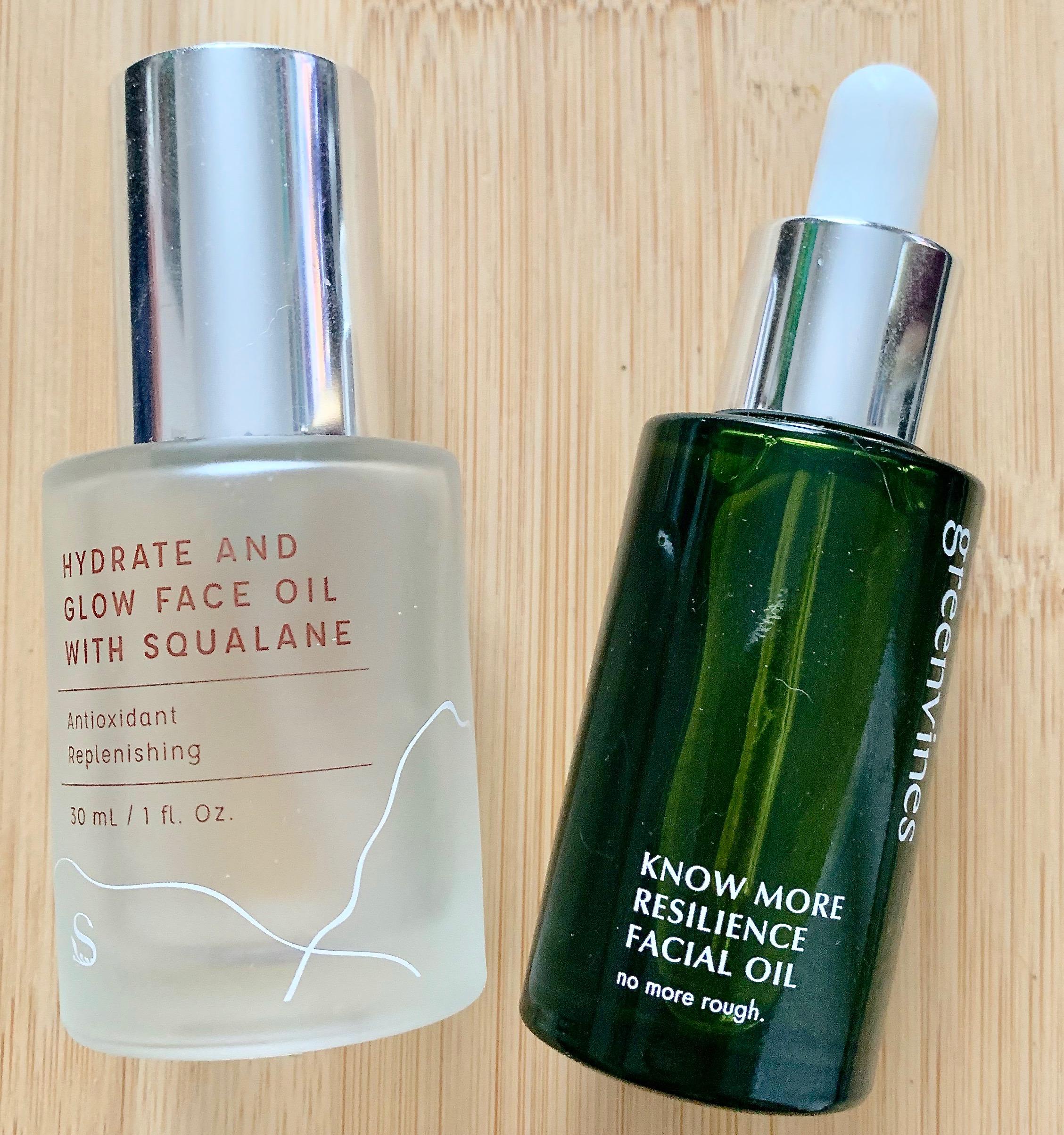Facial Oil Edit Greenvines and AYSWE