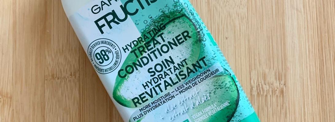 Garnier Fructis Hydrating Hair Treat Aloe Conditioner